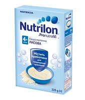 Молочная каша Nutrilon рисовая, 225 г