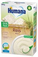 Безмолочная каша Humana Getreibrei Griess органическая рисовая, 200 г