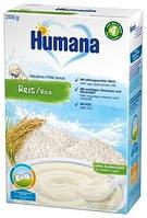 Молочная каша Humana Рисовая, 200 г