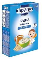 Молочная каша Карапуз Овсяная, 250 г