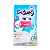 Каша молочная Беллакт Рисовая, 200 г