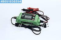 ⭐⭐⭐⭐⭐ Зарядное устройство 4.2 Amp 6/12V микропроцессор, 10-ступеней зарядки с тестером <ARMER>  ARM-SC4E