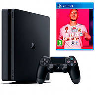 Игровая приставка Sony PlayStation 4 Slim (PS4 Slim) 1TB + FIFA 20
