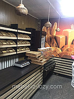 Плетеное торговое оборудование (плетёные корзины для выпечки)