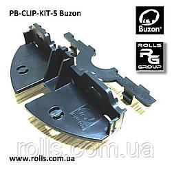 PB-CLIP-KIT-5 Кліпса для одностороннього бічного кріплення лаг на регульовані опори Buzon серія PB