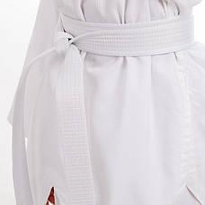 Кимоно для тхэквондо (добок) DADO CO-5567 рост 140, фото 3