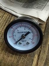 Манометр для компрессора, 40 мм. Резьба 1/4