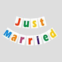 Фотобутафория для свадебной фотосессии
