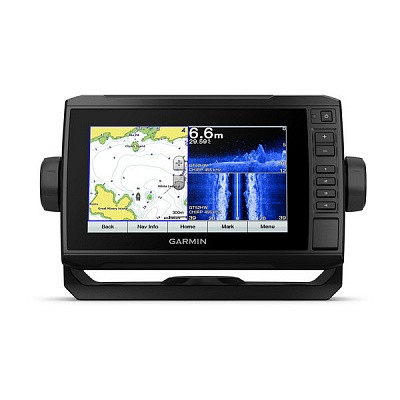 Ехолот GPS-Плоттер Garmin Echomap Plus 73SV with GT52 Transducer GPS-Плоттер