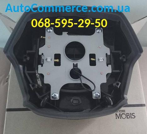 Кнопка звукового сигнала (накладка на руль) Hyundai HD65, HD78, HD72 Хюндай HD(561505h000th), фото 2