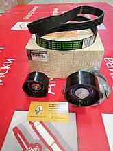 Комплект ремня генератора (-АС) на Renault Trafic 2 2.5dci G9U (Original 7701475629)