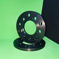 Проставки колесные сквозные 10мм/ psd 5х100х114,3/ dia 67,1 (Mazda, Kia, Mitsubishi, Hyundai)