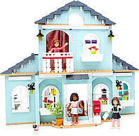 Конструктор Mega Bloks American Girl Grace's Дом Американской девочки Грейс