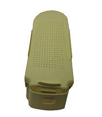 Подставка для обуви SHOES HOLDER - Желтая