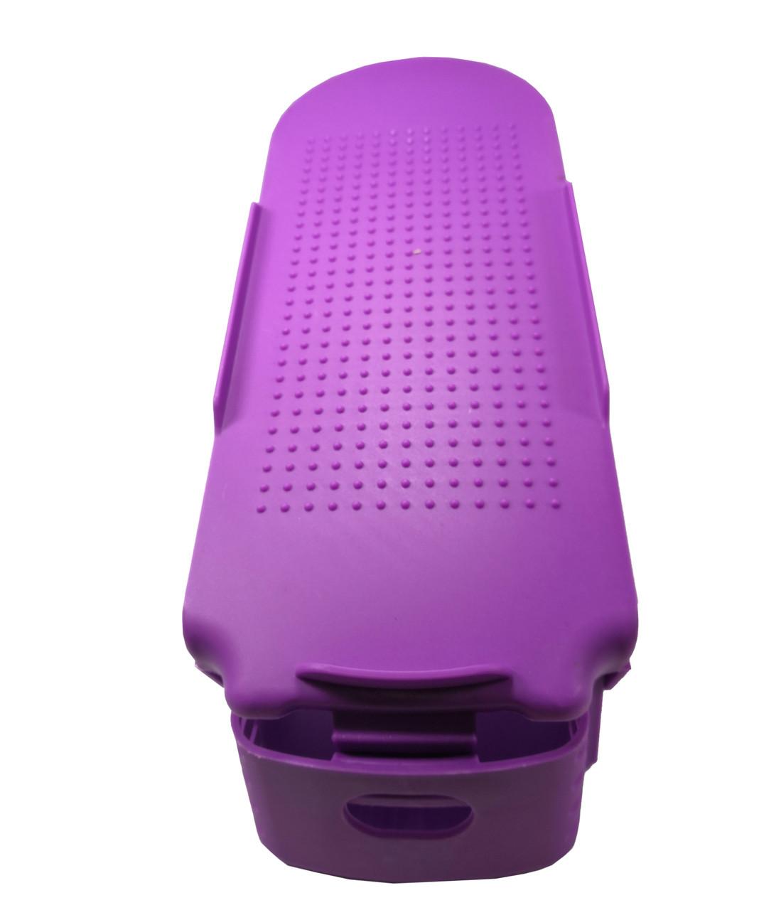 Подставка для обуви SHOES HOLDER - Фиолетовая