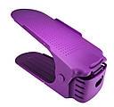 Подставка для обуви SHOES HOLDER - Фиолетовая, фото 2