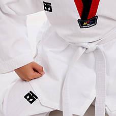 Добок кимоно для тхэквондо Mooto CO-5630 рост 140, фото 2