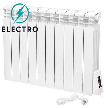 Электрорадиаторы и обогреватели