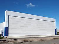 Ангарные ворота DoorHan шторного типа моносекционные, фото 1