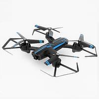 Квадрокоптер RC 8809 Blue − дрон з HD Wi-Fi камерою, FPV, барометр