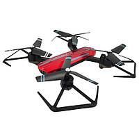 Квадрокоптер RC 8809 Red − дрон з HD Wi-Fi камерою, FPV, барометр