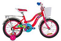 """Велосипед детский 16"""" Formula FLOWER 2019 (розовый)"""