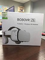 Очки шлем виртуальной реальности Bobo 3D VR Z6 Original с Наушниками и Пультом