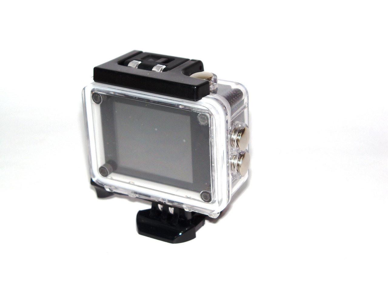 Спортивная водонепроницаемая камера Action Camera  DVR SPORT S2 Wi Fi  4K