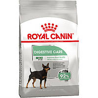 Сухой корм 3 кг для мелких пород с чувствительным пищеварением Роял Канин / MINI DIGESTIVE CARE Royal Canin