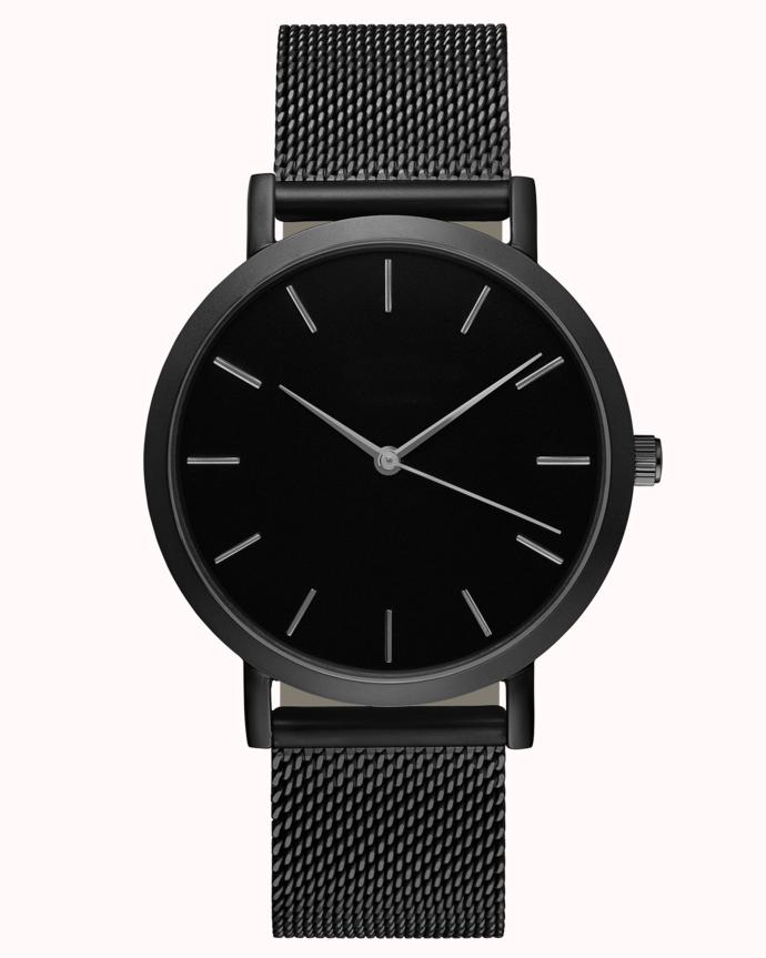 Женские часы - Черные