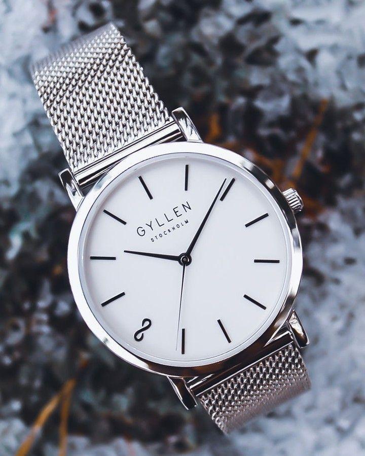 Женские часы Gyllen - Черные