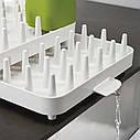 Органайзер cушилка для посуды Connect Adjustable 3-piece dishrack, фото 4