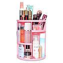 Органайзер для косметики 360° Rotation Cosmetic Organizer - Розовый, фото 3
