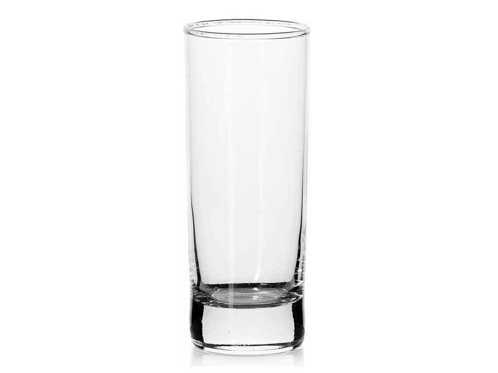 Набір високих склянок, 215мл (h=140мм, d=56мм) RU SIDE (6шт) 42438 ТМPASABAHCE