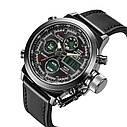 Мужские наручные часы AMST Watch - Черные, фото 2
