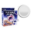 Гибкое увеличительное зеркало для макияжа  со светодиодной подсветкой Flexible Mirror, фото 7