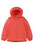 Демисезонная куртка-пуховик для девочки Reima Fern 531340.9-3220. Размеры 104-164., фото 4