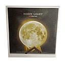 Настольний светильник Magic 3D Moon Light, фото 2