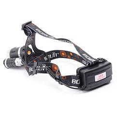 Опт Налобный фонарь High Power Headlamp 3xT6