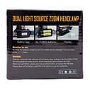 Налобный фонарь High Power Headlamp 3xT6, фото 5