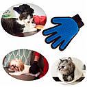 Перчатка для вычесывания шерсти животных True Touch  на правую руку, фото 6