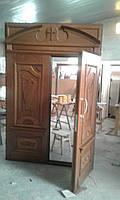 Дверь входная в магазин,офис.Двери в церкву.Церковные двери
