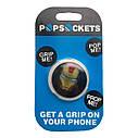 """Попсокет PopSocket 3D """"Железный Человек"""" №19 - Держатель для телефона Поп Сокет в блистере с липучкой 3М, фото 3"""