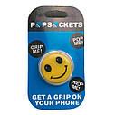 """Попсокет PopSocket 3D """"Смайлик"""" №17 - Держатель для телефона Поп Сокет в блистере с липучкой 3М, фото 3"""