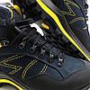 Итальянские ботинки зимние мужские Grisport натуральный нубук мембрана Spo-Tex, фото 3