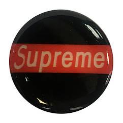 """Попсокет PopSocket 3D """"Supreme"""" №12 - Тримач для телефону Поп Сокет у блістері з липучкою 3М"""
