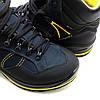 Итальянские ботинки зимние мужские Grisport натуральный нубук мембрана Spo-Tex, фото 4