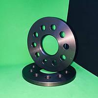 Проставки колесные сквозные 10мм/ psd 5х100/ dia 56,1