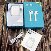 Наушники  беспроводные сенсорные  i11 TWS Bluetooth 5.0