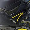 Итальянские ботинки зимние мужские Grisport натуральный нубук мембрана Spo-Tex, фото 9
